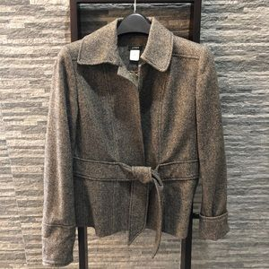 Jcrew 100% Wool Tweed Jacket/Blazer
